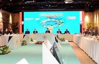 Marmara Denizi Koruma Eylem Planı Koordinasyon Kurulu Dolmabahçe'de toplandı