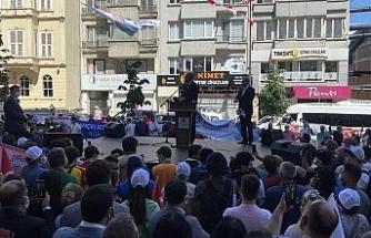 Memleket Partisi İstanbul İl Başkanlığı binası açıldı