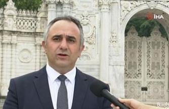 Milli Saraylar Müzecilik ve Tanıtım Başkanı Adnan Gayhan'ndan kayıp vazo iddialarına açıklama