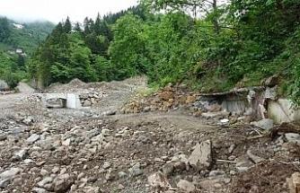 O sel 8 kişinin hayatını kaybettiği, 2 kişinin kaybolduğu sel felaketinin üzerinden 2 yıl geçti