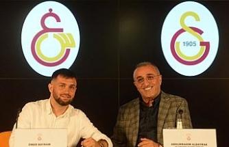 """Ömer Bayram: """"İnşallah önümüzdeki 3 sezon yine kupalarla, güzel günlerle geçer"""""""