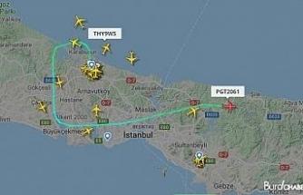Pegasus'tan İstanbul Havalimanı'na yönlendirilen uçuşlara ilişkin açıklama