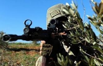 Pençe-Yıldırım ve Pençe-Şimşek operasyonları kapsamında 5 PKK'lı terörist etkisiz hale getirildi