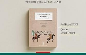 """""""Türk Dilleri ve Halkları Türklük Araştırmalarına Giriş"""" eseri TDK'da yerini aldı"""