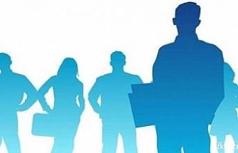 Ücretli çalışan sayısı aylık yüzde 1,4 arttı