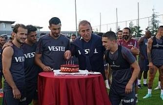 Abdullah Avcı'nın doğum günü kutlandı