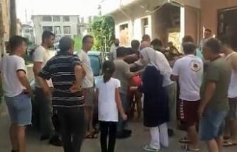 Bursa'da hırsızlık yapmak için girdiği evde kız çocuğuna sandalye ile saldırdı
