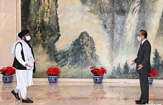 Çin'den Taliban'a barış görüşmelerini sürdürme çağrısı
