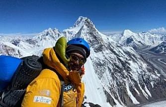 Pakistanlı 19 yaşındaki Kashif, K2 Dağı'na tırmanan en genç dağcı oldu