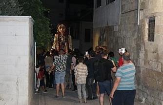 Suriyeli Amal'ın mülteci çocuklar için yolculuğu Gaziantep'ten başladı