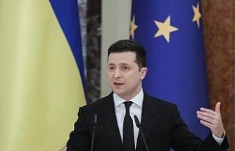 Ukrayna Devlet Başkanı Zelenskiy, Genelkurmay Başkanı Khomçak'ı görevden aldı