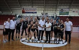 2. Leyla Atakan Cup: Beşiktaş: 87 - Bursa BŞB: 84