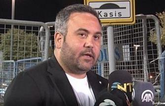 """Altay Başkanı Ekmekçioğlu: """"Lider olmak bizim için büyük bir gurur"""""""