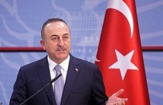 """Bakan Çavuşoğlu: """"Dünyaya güçlü bir masaj vermemiz önem taşıyor"""""""