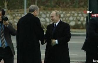 Erdoğan, 29 Eylül'de Rusya'ya gidiyor