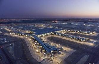 İstanbul Havalimanı yine Avrupa'nın zirvesinde