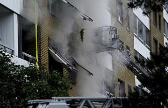 İsveç'te bir apartmanda patlama: en az 25 yaralı