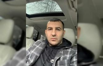 Silahla dehşet saçan eski futbolcu hakkında tutuklamaya yönelik yakalama kararı