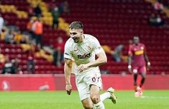 Süper Lig: Galatasaray: 2 - Göztepe: 1 (Maç sonucu)