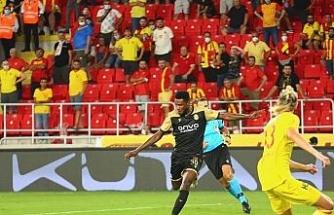 Yeni Malatyaspor'un golcüleri suskun