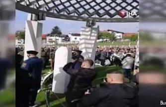Bosna Hersek'in ilk Cumhurbaşkanı İzzetbegoviç vefatının 18. yıldönümünde anıldı