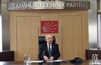 """CHP Lideri Kılıçdaroğlu'ndan """"29 Ekim Cumhuriyet Bayramı"""" mesajı"""