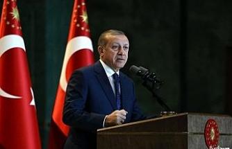 Cumhurbaşkanı Erdoğan'dan Özdemir Bayraktar için başsağlığı mesajı