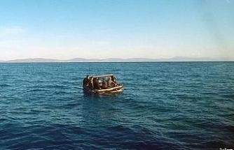Datça'da 328 düzensiz göçmen kurtarıldı