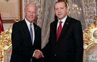 Erdoğan ile Biden'ın BM İklim Değişikliği Konferansı'nda görüşmesi bekleniyor