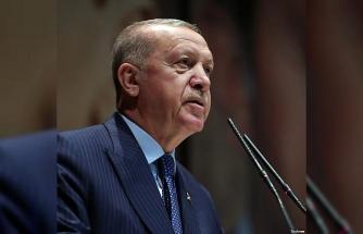 """Erdoğan: """"Nijerya ile askeri savunma ve güvenlik konularında işbirliğimizi güçlendiriyoruz"""""""