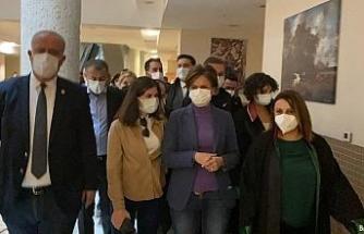 """Fahrettin Altun'un evinin izinsiz fotoğraflanmasına ilişkin yargılanan Kaftancıoğlu: """"Talimat vermedim"""""""