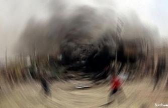 İsrail'den Şam Kapısı'ndaki Filistinlilere göz yaşartıcı gaz ve ses bombasıyla müdahale