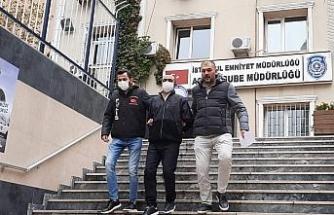 İstanbul'da müzikholde cinayet
