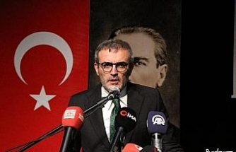 """""""Karşımızda AK Parti ve Erdoğan düşmanlığı, Türkiye düşmanlığına dönüşmüş bir yapı var maalesef"""""""