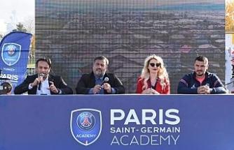 Paris Saint-Germain Academy Turkey, Erzurum'da 13. akademiyi açtı