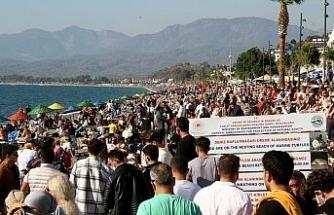 Türk Yıldızları Fethiye'de nefesleri kesti