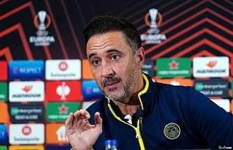"""Vitor Pereira: """"Antwerp maçından 3 puan almanın çok önemli olduğunu biliyoruz"""""""