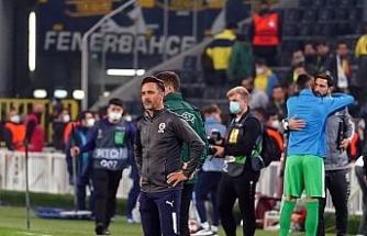 """Vitor Pereira: """"Fenerbahçe, Avrupa Ligi'ni kazanacak seviyede değil"""""""