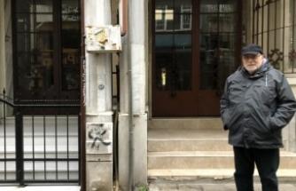 Galatasaray-Fenerbahçe ezeli rekabeti apartmanlara yansıdı