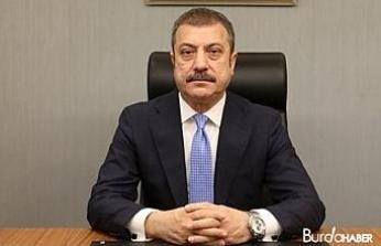 """Kavcıoğlu: """"2021 yılsonu enflasyon tahminini yüzde 12.2'den yüzde 14.1'e yükselttik"""""""