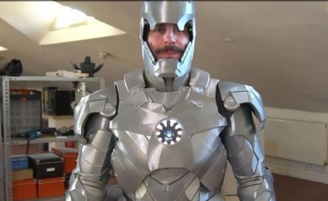 İşte yerli 'Ironman'