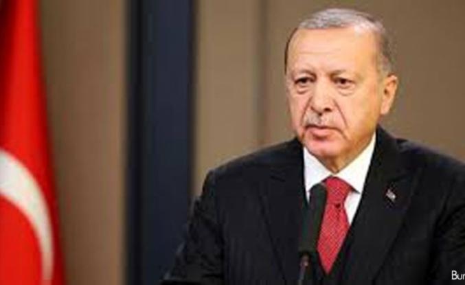 Cumhurbaşkanı Erdoğan'dan düşen askeri helikopterle ilgili paylaşım