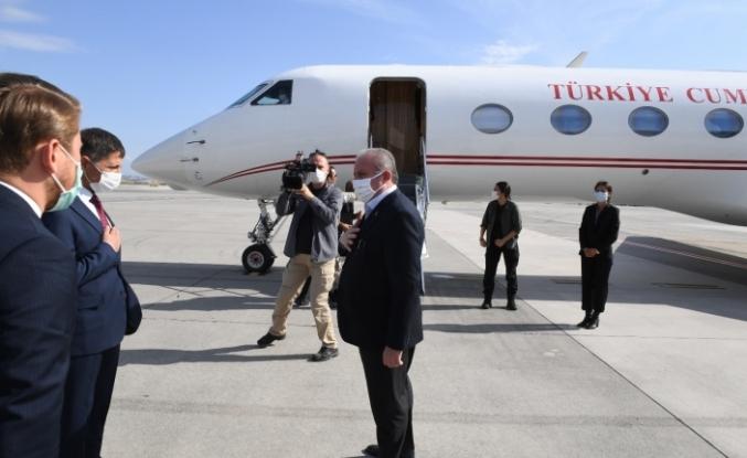 Meclis Başkanı Şentop'tan İspanya'ya ziyaret