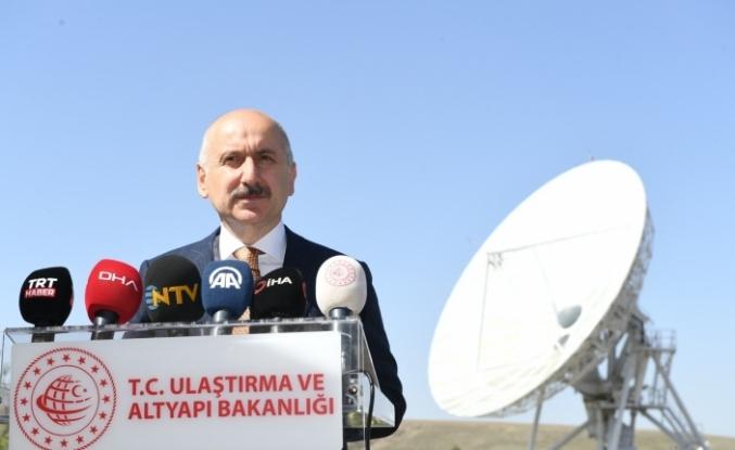 """Türkiye'nin ilk milli haberleşme uydusu Türksat 6A'yı """"Space X"""" fırlatacak"""