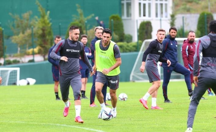 Trabzonspor, Göztepe hazırlıklarına 7 eksikle başladı
