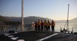 TSK'dan 3 denizde Denizkurdu 2019 Tatbikatı