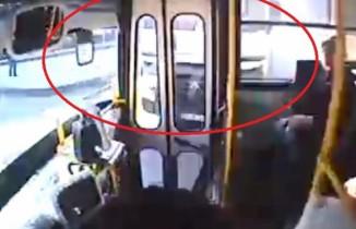 25 kişinin yaralandığı otobüs kazasının görüntüleri ortaya çıktı