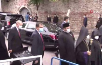AK Parti İstanbul Milletvekili Markar Esayan'a veda: Cumhurbaşkanı Erdoğan da törende