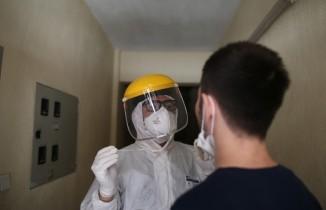 Akraba apartmanında 1 kişi 24 kişiye virüs bulaştırdı, ekipler seferber oldu