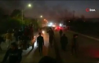 Bağdat'ta protestolar yeniden alevlendi